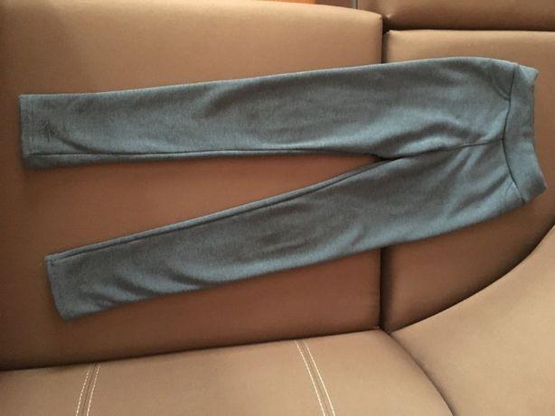 Теплі зимові штани на дівчинку на флісі