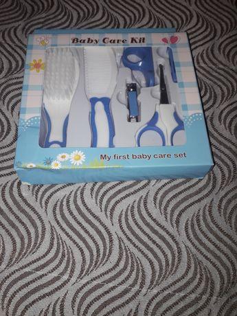 Conjunto acessórios bebé novo