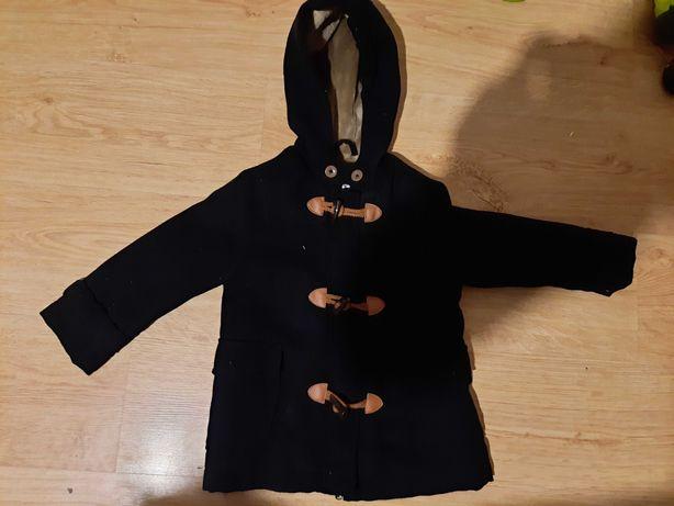 Płaszcz dla chłopca