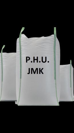 Worki Big Bag Bagi NOWE 95x95x170 Importer Opakowań BIGBAG