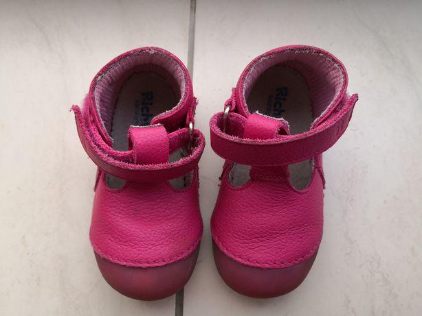 Buty dziewczęce firmy Richter r. 22