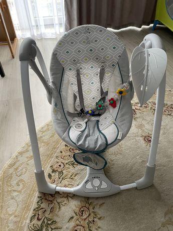 Кресло качалка для детей Ingenuity
