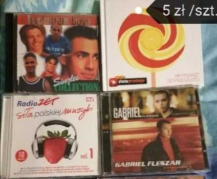 Płyty CD wyprzedaż