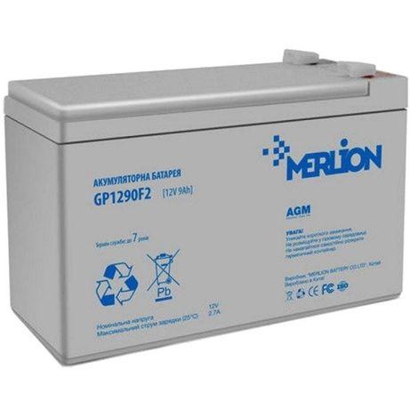 AGM аккумулятор Merlion 9-12 для эхолотов