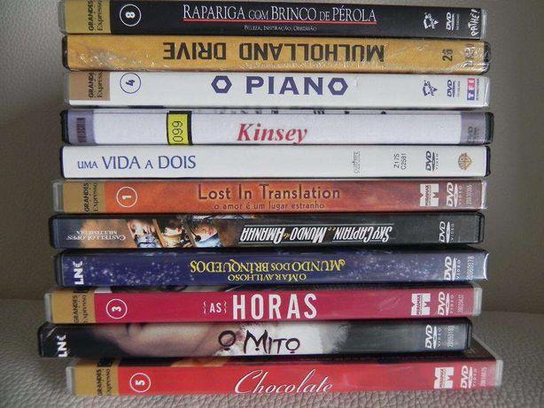 Lote de Filmes em DVD/BluRay