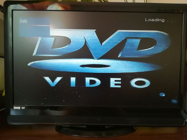 Telewizor LCD 23.6 cali FULL HD+ DVD
