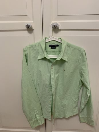 Koszula damska ralph lauren rozmiar 14 L 42 44 bluzka elegancka