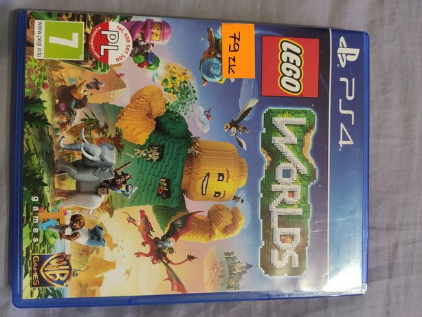 LEGO Worlds na ps4