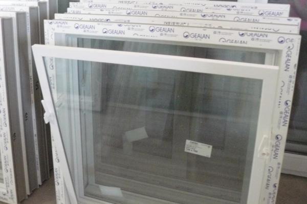 Okna inwentarskie okna z szybą PODWÓJNĄ- Solidna rama, łatwy montaż