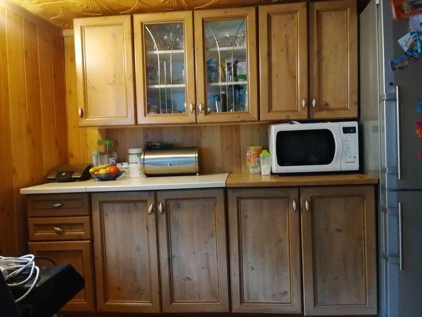 Meble kuchenne, ławka narożna