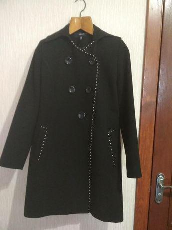 Пальто кашемир весна-осень