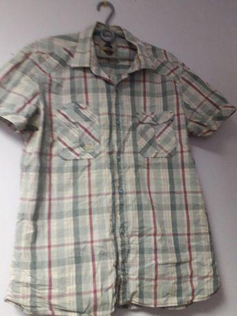 Рубашка шведка NEXT (54 размер)