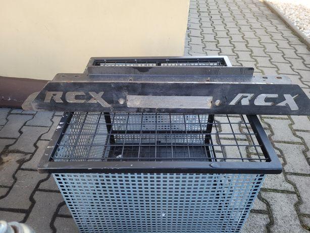 Płyta montażowa wyciągarki RCX