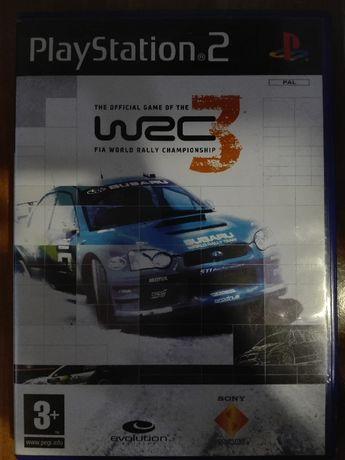 WRC 3 World Rally Championship PS2