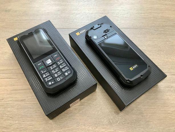 AGM M3 black - защищённый, водонепроницаемый телефон