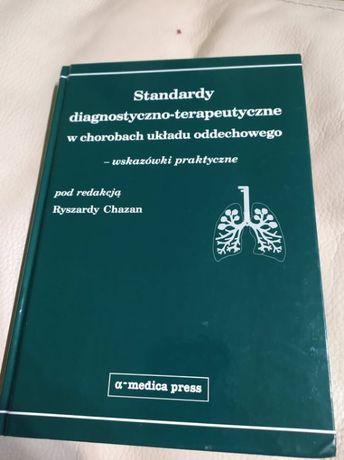 Standardy diagnostyczno-terapeutyczne w chorobach układu oddechowego W