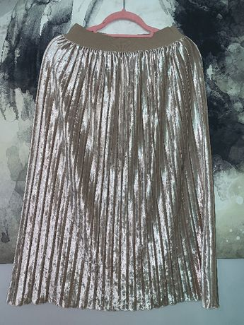 BUNNY THE STAR spódnica SURI V Beige beżowa UNI