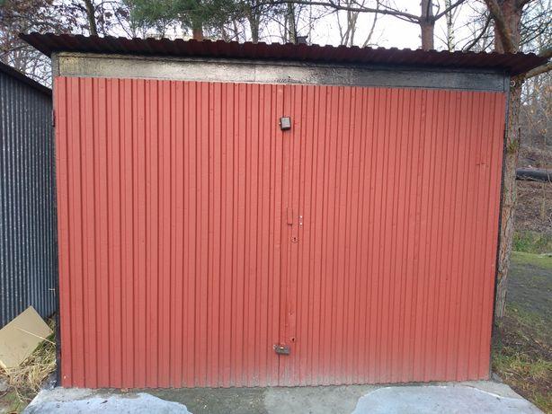 Wynajmę garaż z możliwością wykupu