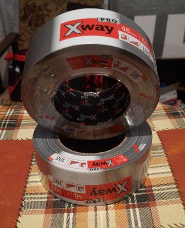 Оригинальная X-Way клейкая лента/ Скотч армированый