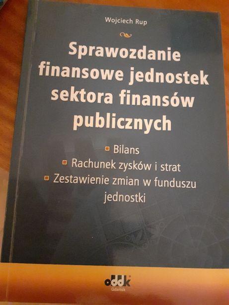 Sprawozdanie finansowe jednostek sektora finansów publicznych Rup Woj