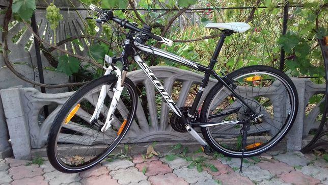 Продам велосипед скотт оригинал из Бельгии