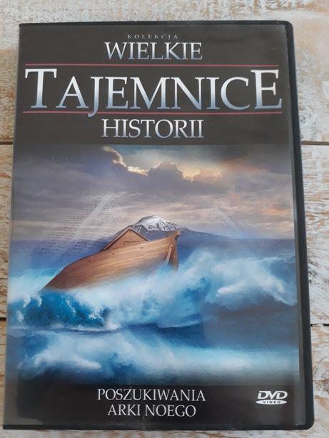Wielkie tajemnice historii. Poszukiwania Arki Noego DVD