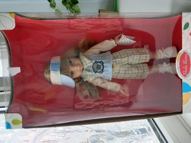 Paola reina кукла, старушка, 2010год.