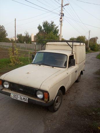 Москвич/Иж 2715 продам або обміняю