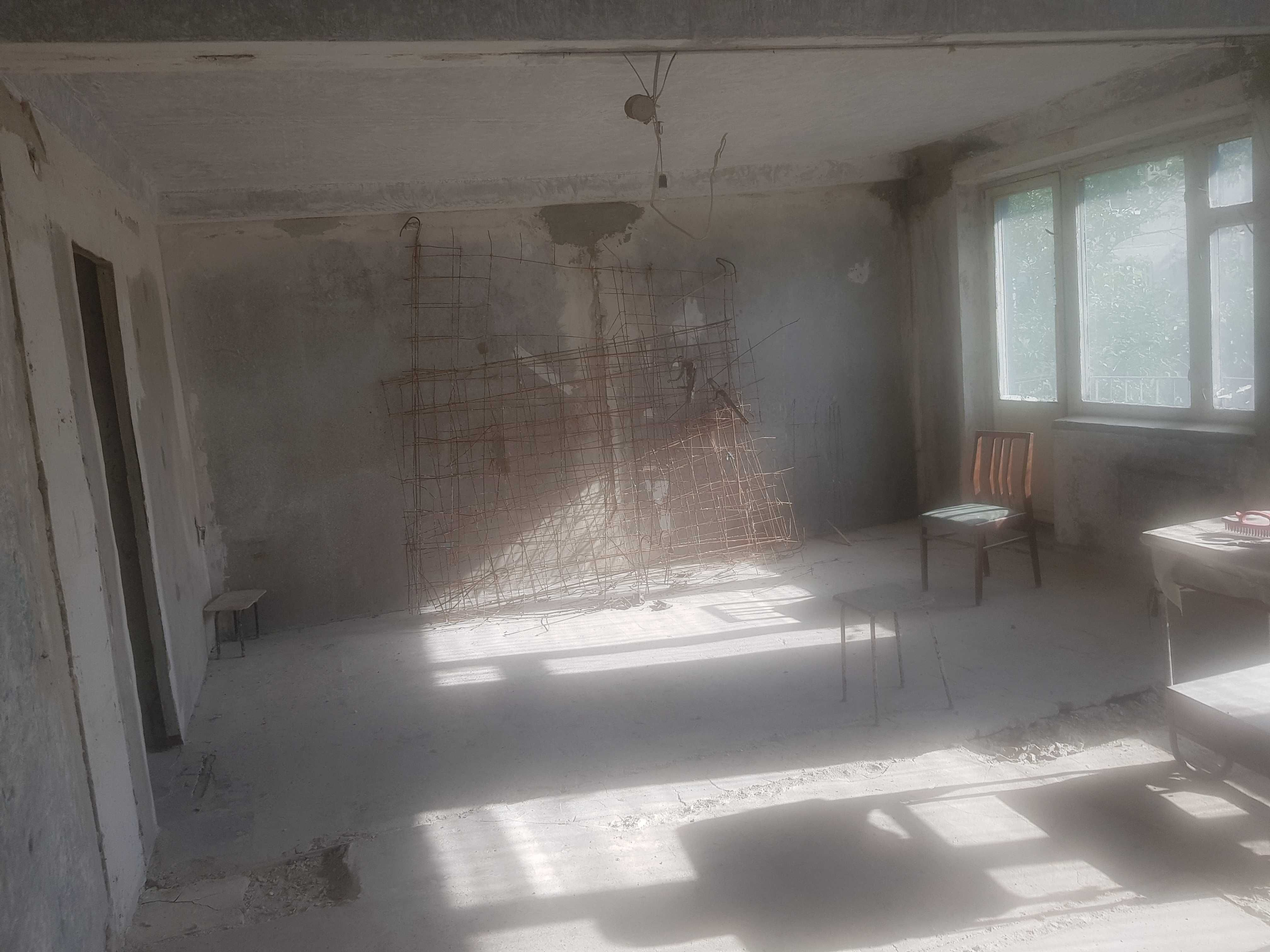 Продам 2х комнатную квартиру под ремонт. м-н Солнечный. Цена 5100 у.е.