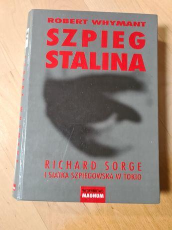 Szpieg Stalina Robert Whymant