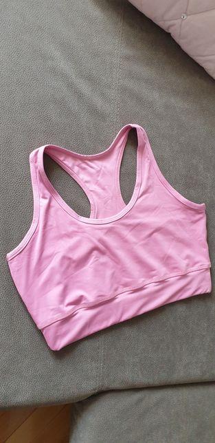 Wassyl nowy różowy sportowy top m l