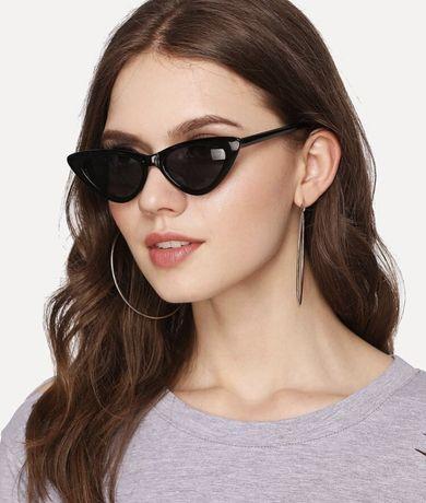 Óculos de sol Cat eye (ler descricao)