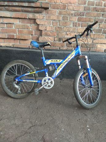 Продам б/у детский велосипед