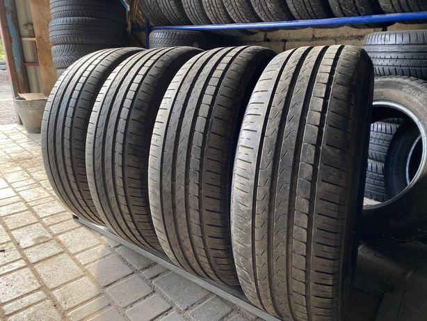 лето RunFlat 225\60\R17 6.7мм 2016г Pirelli Cinturato P7 RSC 4шт шины