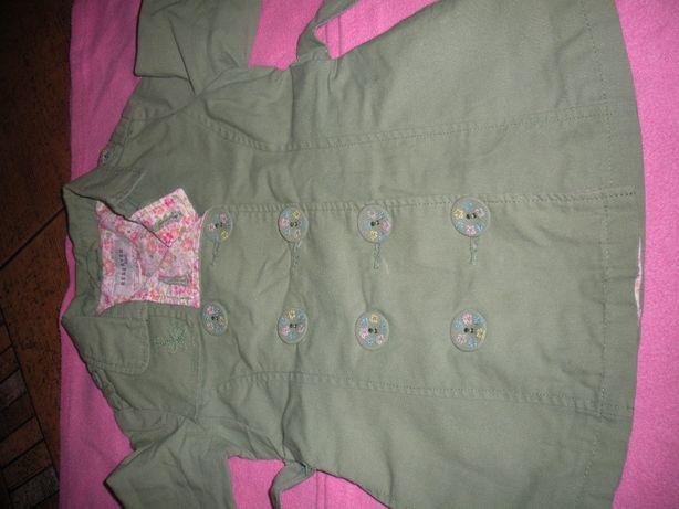 Płaszczyk wiosenny Reserved 98cm