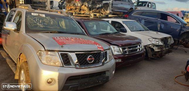 Nissan Navara  d40 para peças