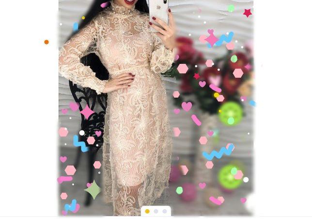 Крутое платьеце