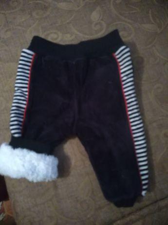Теплий костюм на хлопчика