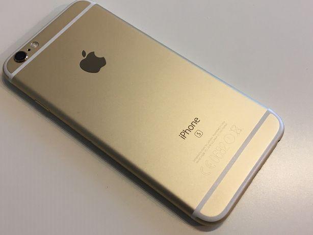 Iphone 6s 128GB Gold/b. zadbany, super stan