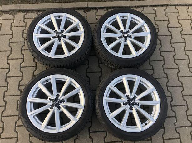 Koła letnie Audi S-Line A6, A8, A4 8Jx18 ET48 5x112 z oponami 245/40