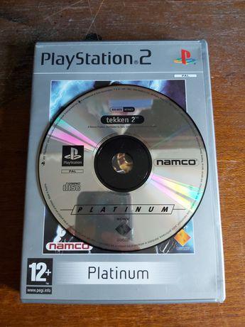 """Tekken 2 """"Platinum"""" ( Playstation 1 / Ps1 )"""