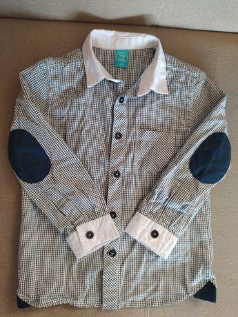 Koszula elegancka łaty 104