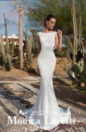 Продам итальянское свадебное платье Monica Loretti