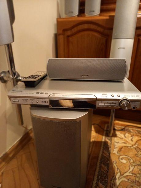 Kino Domowe PANASONIC 5.1 model: SA-HT845