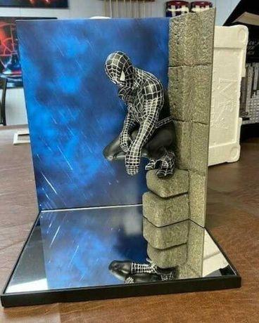 Homem Aranha 3 Marvel black na torre da Igreja da Master Replicas