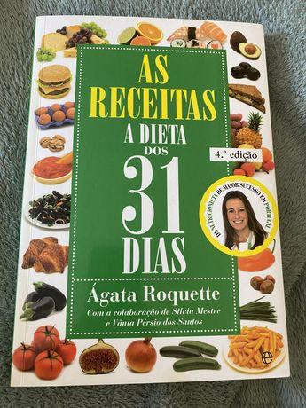 Livro de receitas 31 dias