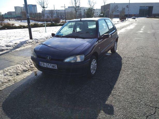 Peugeot 106 Kraków Podgórze Stan Dobry 1wł. w PL sprowadzony z Austrii