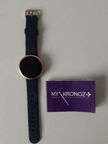Zegarek smartwach MyKronoz ZeRound 2