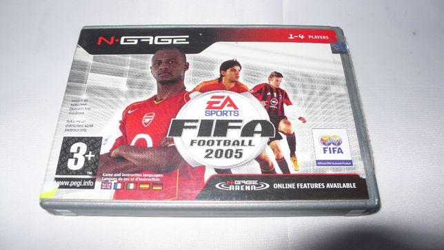 Gra do N-Gage Fifa 2005