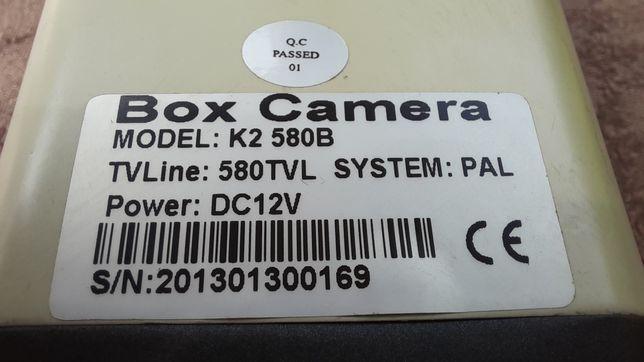 Kamera K2 model K2 580B